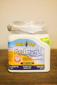 dutch boy refresh paint with arm and hammer product review