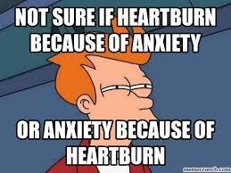 Heartburn Meme - heartburn