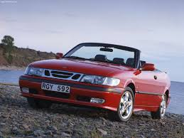 saab 9 3 convertible 2001 pictures information u0026 specs