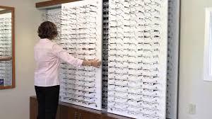 Optic Interiors Sliding Panel Display By Interior Optical Displays Youtube