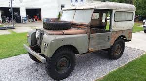 land rover series 1 1958 land rover series 1 ecj5