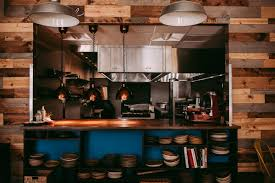 restaurant kitchen furniture the arts district lands an italian restaurant eater vegas