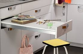 table coulissante cuisine plan de travail avec table coulissante maison design bahbe com
