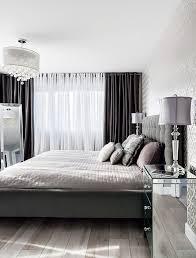 chambre a coucher blanc design parfait deco chambre blanc et argent design chemin e at deco