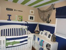 nautical theme for baby room decor decorative ark and rectangle