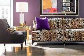 Drake Design Home Decor Leopard Prints Leap Back Into Home Decor The Columbian