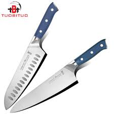 japanese handmade kitchen knives aliexpress com buy tuobituo 2pcs set new arrival 8inch chef