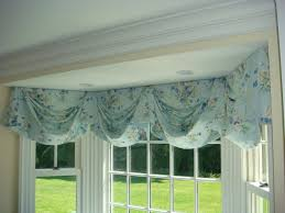 Bay Window Valance Swag Valance For Bay Window Valance Swag And Window