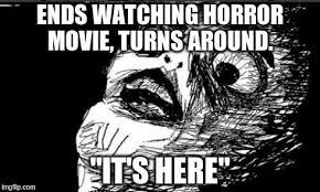 Horror Face Meme - gasp rage face meme imgflip
