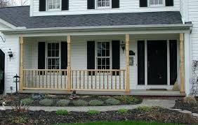 front porch columns front porch columns and railings trend
