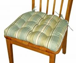 Seat Cushions Dining Room Chairs Dining Room Chair Cushions With Ties Dining Chair Pad With Ties In