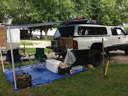 jeep camping mods truck camping outfitting and living in the back of a pickup