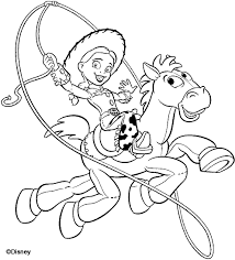 coloring pictures toy story