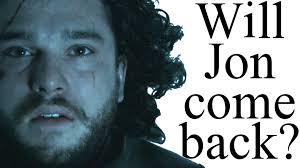 will jon snow return