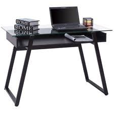 Quality Computer Desks For Home Office Computer Desk Home Furniture Pc Laptop Glass Top Table
