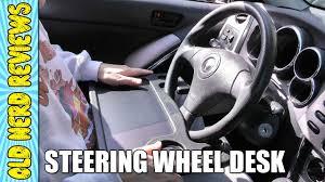 Car Office Desk Mobile Steering Wheel Car Desk Review Mobile Office Desk