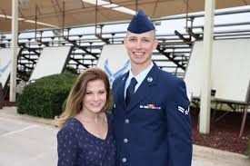 proud air force girlfriend fit fashionella