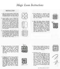 patternsalacarte update to funky little flower looms