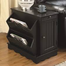 Chair Side Table Black Wood Chair Side Table A Sofa Furniture Outlet Los