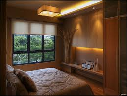 Small Bedroom Layouts Ideas Brown Laminated Bed Frame Bedside Table Design Ideas For Small