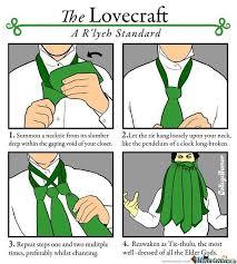 Meme Tie - how to reawaken as tie thulu by serkan meme center