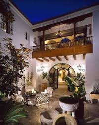 style homes with courtyards historic adobe modern architecture walkways terracotta and