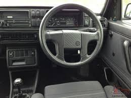 Golf Gti Mk2 Interior 1991 Vw Volkswagen Golf Mk2 Gti 16v Big Bumper Restored Incl
