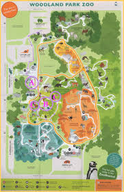 National Zoo Map Randuwa Spring Break Redux The Woodland Park Zoo Part 3 Of 9