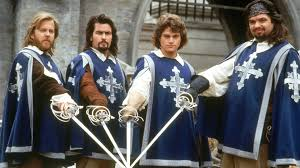 musketeers cinema classics scera