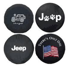 jeep life tire cover all things jeep spare tire covers for your jeep life is good