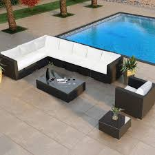 Used Patio Furniture Clearance by Patio Furniture 46 Staggering Rattan Patio Set Image Ideas