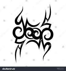 tattoo art designs ideas tribal tattoos stock vector 778504456