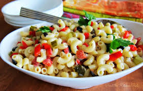 Best Pasta Salad by Best Pasta Salad Paint The Kitchen Red
