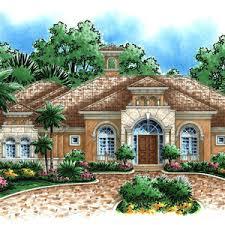 mediterranean home plans mediterranean house plans with center courtyard walkout basement