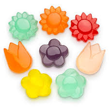 blossoms candy gummi awesome blossoms specialty gummi candy gourmet candy