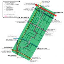 Map My Walk Route Metro Day Pass