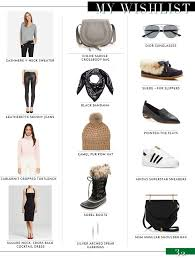 my wish list my wishlist end of year sales memorandum nyc fashion