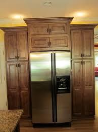 pantry cabinet for kitchen kitchen pantry cabinet around refrigerator home design ideas