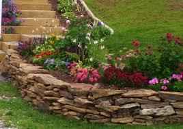 Rock For Garden Landscape Rock Walls Landscaping Rock Landscaping Ideas That Are
