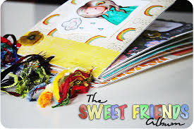 friends photo album the sweet friends album cover by gorjuss on deviantart