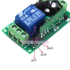 remote control on off light switch high quality wireless rf remote control switch dc 12v 10a remote