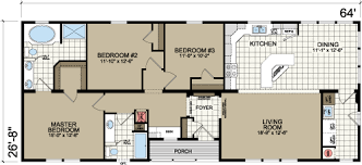 floor plans sierra a 76450 manufactured and modular homes