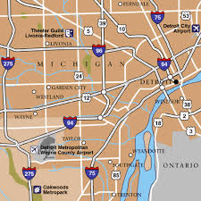 detroit metro airport map detroit metro airport airport maps maps and directions to