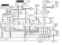 radio wiring harness diagram 1999 ford explorer wirdig at 2003
