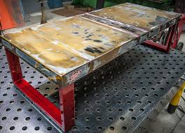 Steel Coffee Table Weld House Llc