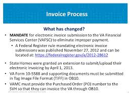 Va Help Desk Agenda Invoice Process What Has Changed Ppt Download