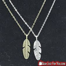 vintage style necklace images Amazing vintage style metal women 39 s chain feather pendant necklace png