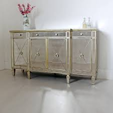 long antique sideboard with mirror u2014 new decoration antique