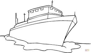 ship coloring pages glum me