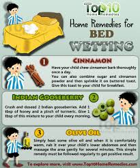 The Top 10 Home Must by Home Remedies For Bedwetting Top 10 Home Remedies